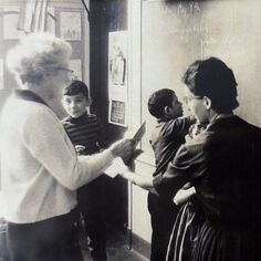 A rare photo of Cambridge School Volunteers in action in the early days. Sing us the happy birthday song (it's our fiftieth this year) and support us with the gift of your time as a volunteer and/or a donation or inquire about a corporate  partnership. csvinc.org #CSV50 #CambridgeMA #cambMA by cambridgeschoolvolunteers March 31 2016 at 08:38AM