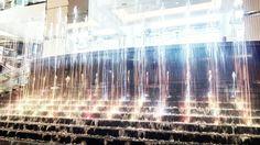 Colorfully Fountain at Mal Taman Anggrek