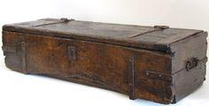 Allpress Antiques Furniture Melbourne Victoria Australia: Furniture - English - Coffers and Mule Chests