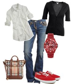 """Saturday Shopping"" by pbmhuck on Polyvore"
