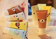 Rilakkuma Beauty Products   ♡ { (◑﹏◑) Kawaii Land } ♡   Pinterest