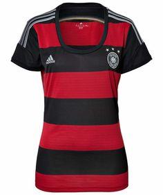 adidas Performance - Damen Fußball DFB Away Jersey WM 2014 #soccer #worldcup #brazil2014