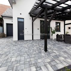 Pergola, Nova, Garage Doors, Outdoor Structures, Outdoor Decor, Home Decor, Decoration Home, Room Decor, Outdoor Pergola
