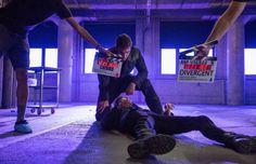 Behind the scenes of Divergent
