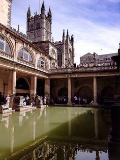 Termas Romanas (Bath - England)