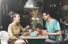 Couple Eating Food Meal Dating Romance Love Concept by Rawpixel. Couple Eating Food Meal Dating Romance Love Concept Healthy Relationships, Relationship Tips, A Guy Like You, Character Poses, Romance And Love, Someone New, Women Lifestyle, Couples In Love, Couple Photography
