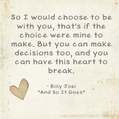 heart to break OP: quotes o.O