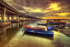 Penang Bridge is the longest bridge in Southeast Asia and the third longest in the world. Malaysian