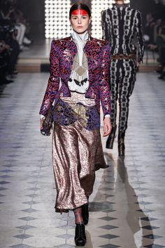 Andreas Kronthaler for Vivienne Westwood - Fall 2014 Ready-to-Wear