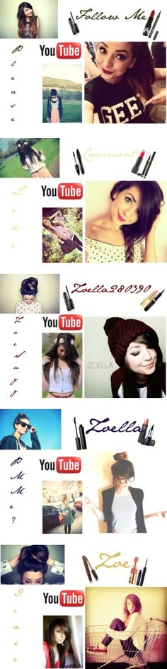 """""""Zoe"""" by zoella280390 ❤ liked on Polyvore"""
