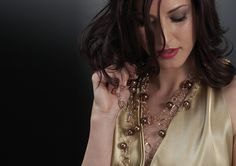 Collana collezione tu! donna in argento http://www.argentoro.it/it/tu-donna/collane