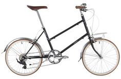 Bobbin Bicycles Metric 2016 Hybrid Bike Black EV275396 8500 1_Thumbnail