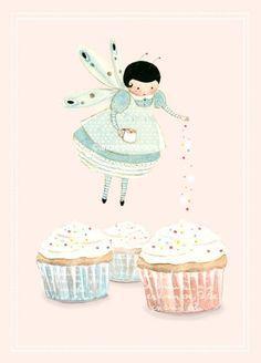 Mint and Cream...Ana Rosa, its-mademoiselle-love: