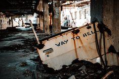 Impressionen und Informationen über die ehemalige Gefängnisinsel Goli Otok. Abandoned Places, Photography, Small Island, Photograph, Fotografie, Ruins, Photoshoot, Ruin, Fotografia