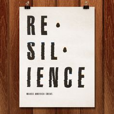 Resilience by Emily Kelley - Creative Action Network