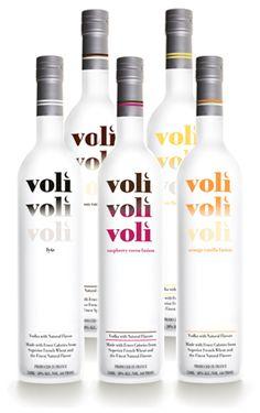 Compared to sky vodka (1 oz=70 cals) and svedka (1oz=69 cals) voli light is the lowest in cals (1oz=48 cals)!