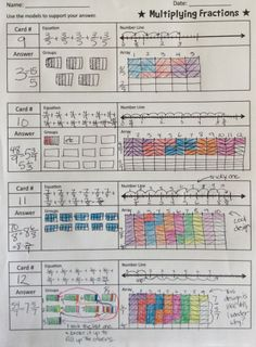 I like my students to be as self-contained, self-motivated, responsible for their own learning as they can be. I set up math stations that s...