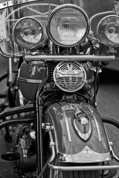vintage harley davidson | Vintage Harley-Davidson Motorcycle #HarleyDavidson #Vintage