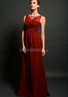 Classic Tank Top Floor Length Chiffon A Line Mother Of The Bride Dress Bridal Dresses, Bridesmaid Dresses, Prom Dresses, Formal Dresses, New Years Wedding, Mothers Dresses, Chiffon Gown, Groom Dress, Bridal Style