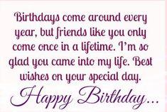 Happy Birthday Quotes, Happy Birthday Greetings, Birthday Messages, Birthday Sayings, Birthday Blessings, Card Sayings, Card Sentiments, Happy B Day, Best Friend Quotes