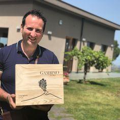 """We're always happy when every single customer who leaves our cellar is happy 🙏🍷Thanks, Mr. Giuseppe, owner of http://www.storia-e-vino.com/  """"Heute möchte ich euch einen Höhepunkt meiner bisher noch frischen Sizilien Reise vorstellen. Das Gambino Weingut im Nordosten des Etnas.  Ohne Anmeldung wurde ich heute willkommen geheißen. Die Gastfreundschaft war kaum zu übertreffen. Degustieren durfte ich heute 6 Weine, beschreiben werde ich sie aber später. Euer Giuseppe""""    #gambinovini #etna…"""