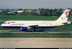 G-BUSC British Airways Airbus A320-100