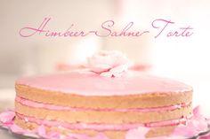 Rezept für die dänische Himbeer-Sahne-Torte