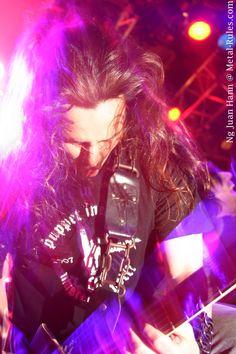Metal-Rules.com Zine - FIREWIND - Guitarist Gus G. Gus G, Zine, Musicians, Interview, Concert, Metal, Concerts, Metals, Music Artists