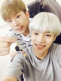 MONSTA X | Kihyun & Minhyuk