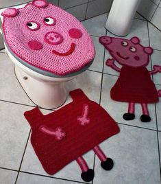 Jogo de Banheiro de Crochê: 60 Fotos, Ideias e Passo a Passo