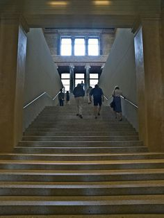 Berlin / Neues Museum ( New Museum) / Treppenhaus / Staircase    Weitere Information unter More information see: de.wikipedia.org/wiki/Neues_Museum_%28Berlin%29     There are a lot of amazing destinations in Germany, this is definitely a perfect one.