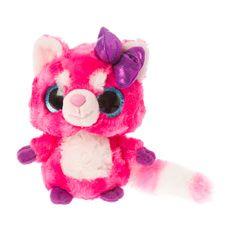 Pink YooHoo & Friends Plush Pammee the Fennec Fox Plush Toy
