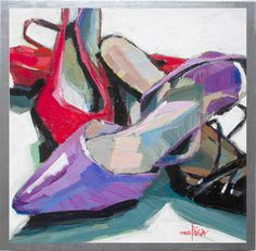 'Dancin Shoes' Patti Mollica