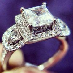 Engagement Ring Capri Jewelers Arizona ~ www.caprijewelersaz.com Wedding Wishes, Wedding Bells, Wedding Engagement, Wedding Rings, Engagement Rings, Pretty Rings, Beautiful Rings, Dream Wedding, Perfect Wedding