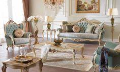 Maria Lüks Klasik Koltuk Takımı #Koltuk #Moda #Dekorasyon #Decoration #Home #SofaSet #LivingRoom #Mobilya #Furniture