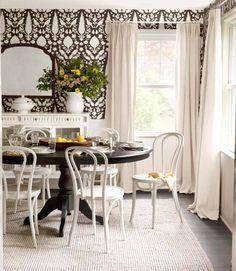 CL white bentwood chairs pc Melanie Acevedo