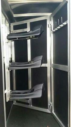 Tack compartment