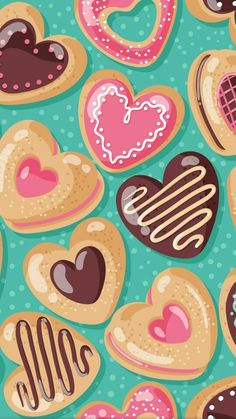 Ideas cupcakes wallpaper iphone valentines day for 2019 Cute Food Wallpaper, Cupcakes Wallpaper, Heart Wallpaper, Wallpaper Iphone Cute, Trendy Wallpaper, Cute Wallpapers, Wallpaper Backgrounds, Girl Wallpaper, Disney Wallpaper
