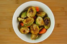 La Petite Maison Verte: Balsamic Roasted Vegetables