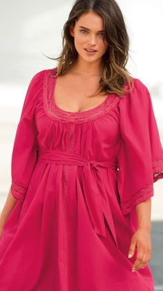 Plus Size Petite Clothing for Women - photo la redoute prshots - CLICK TO READ at http://boomerinas.com/2012/07/plus-size-petite-clothing-for-women/