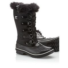 SOREL | Women's Tofino Glitter™ Boot With my crazy fear of slipping on the ice again, I'm breaking down and wanting these for my shoe collection.