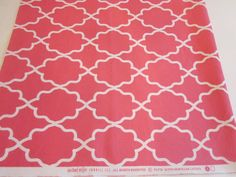 Michael Miller Moroccan Lattice FabricSpecial by TempletonFabrics, $7.50