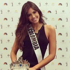 Miss univers 2015 - Tuxboard