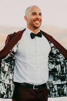 18 Groomsmen Attire For Perfect Look On Wedding Day ❤ burgundy suit stylish casual jacket pants groomsmen attire indiaearl ❤ See more: http://www.weddingforward.com/groomsmen-attire/ #weddingforward #wedding #bride