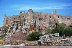 Castillo de Calatraba la Nueva. Aldea del Rey. Ciudad Real