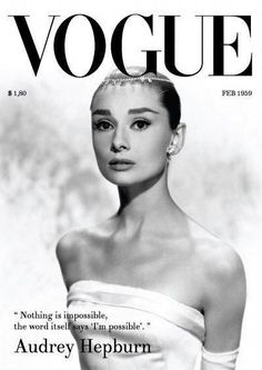 This item is unavailable – Vogue Vintage Cover Audrey Hepburn Quote Advertisement Print Vogue Vintage, Vintage Vogue Covers, Audrey Hepburn Born, Audrey Hepburn Quotes, Audrey Hepburn Poster, Audrey Hepburn Bedroom, Audrey Hepburn Wallpaper, Audrey Hepburn Movies, Vogue Magazine Covers