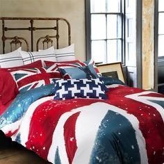 Home Republic Union Designer Bedding Collection | QE Home