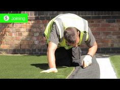 Nomow - Easy Installation Guide - YouTube Turf Installation, Short Film, Filmmaking, Grass, Nursery, Marketing, Landscape, Youtube, Gardens