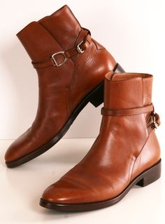 RALPH LAUREN COLLECTION BOOTS. I wish I was tall enough to pull these off