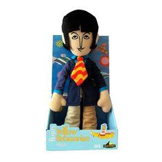 Amazon.com: Factory Entertainment The Beatles Yellow Submarine Paul McCartney Plush Figure: Toys & Games